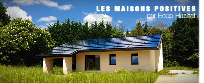 Conception et construction d'une maison positive